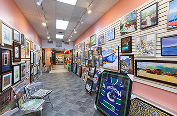 Humbertown Framing Gallery